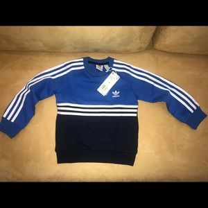 Adidas Sweater and Sweatpants